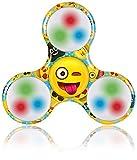 Kangaroo Emoji LED Fidget Spinner