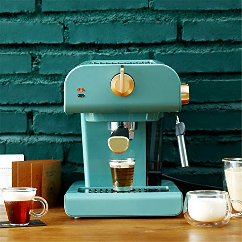 Espresso Maker One Touch to Brew Big capability Keep Warm Quick Brewing Rapid heating Multiple Brew Strength Automatic espresso machine Portable Coffee Maker