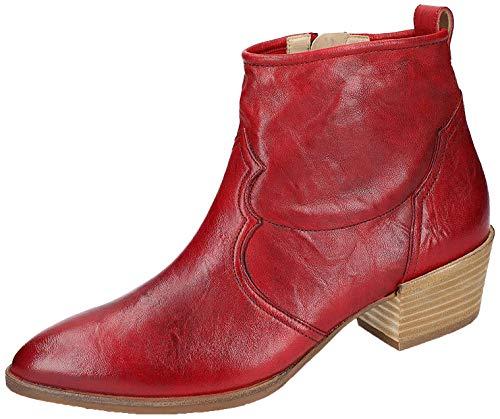Paul Green 9529 Damen Stiefelette Rot, EU 38