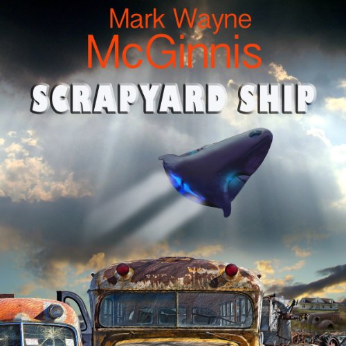 Scrapyard Ship audiobook cover art