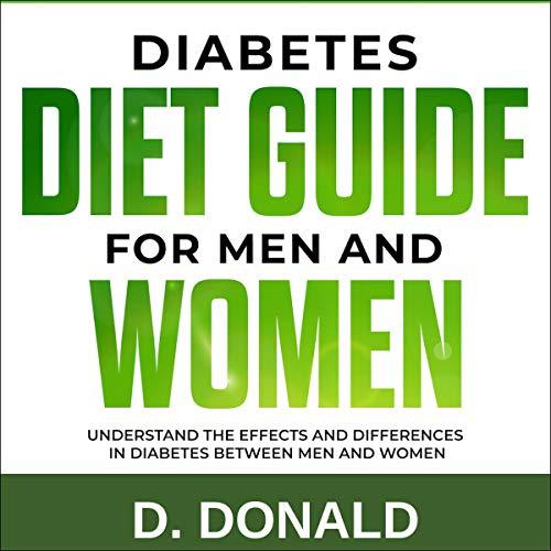 Diabetes Diet Guide for Men and Women cover art
