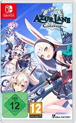 AZUR LANE: CROSSWAVE- COMMANDERS CALENDAR EDITION - Nintendo Switch