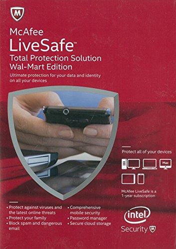 LiveSafe – Total Protection Solution (Unlimited* Gerätelizenz) (2015 Edition)