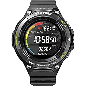 CASIO PRO TREK Smartwatch WSD-F21HR-BKAGE