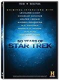 50 Years of Star Trek [DVD + Digital]