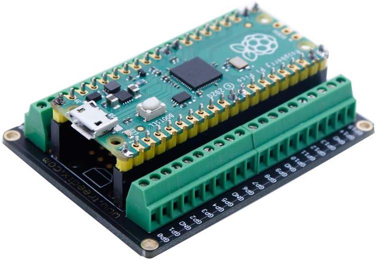 Max 72% OFF Treedix Compatible Denver Mall with Raspberry PI Board Flexibl Breakout PICO
