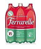 Ferrarelle Acqua Minerale Effervescente Naturale 1.5L (Confezione da 6)...