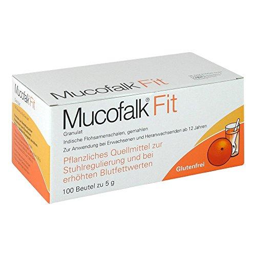 MUCOFALK Fit Granulat Btl. 100 St