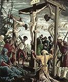 Albrecht Altdorfer – Crucifixion Albrecht Altdorfer