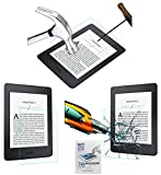 Acm Tempered Glass Screenguard Compatible with Kindle Paperwhite 2 Tablet Screen Guard Scratch Protector