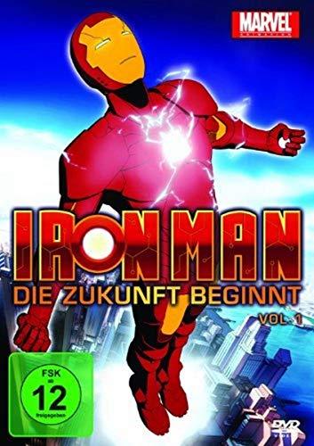 Iron Man: Die Zukunft beginnt - Season 1.1