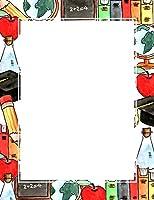 Geographics Back to Schoolデザイン用紙、8.5X 11インチ、25パック47634)