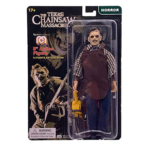 Mego Texas Chainsaw Massacre Retro Actionfigur Leatherface