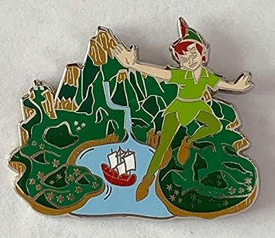 Disney Pin - Booster Pin - Peter Pan Pin