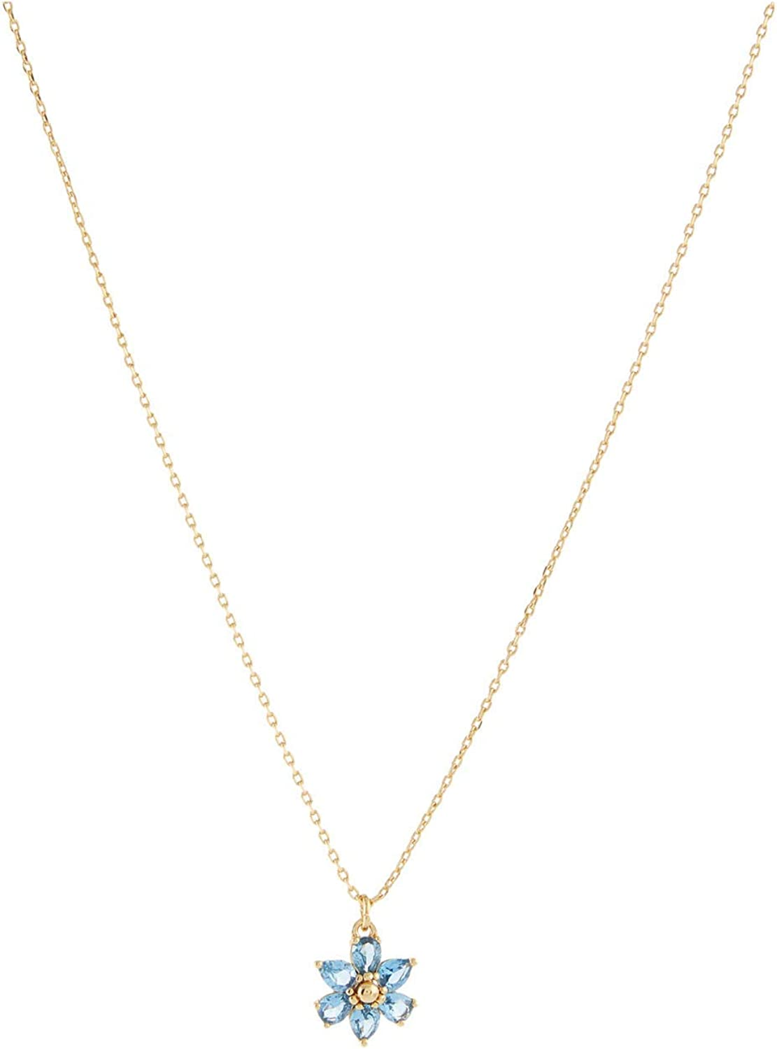 Kate Spade Long-awaited New Colorado Springs Mall York First Bloom Mini Pendant Necklace