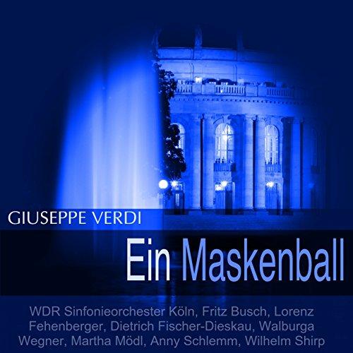 """Ein Maskenball, Act III: \""""Der Bote soll kommen... Durchstrahlt von tausend Kerzen\"""" (René, Oskar, Amelia, Samuel, Tom)"""