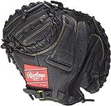 Rawlings Renegade Series 31 1/2' cm, FB/1PC RCM315B-0/3 Gloves, Left Hand Throw