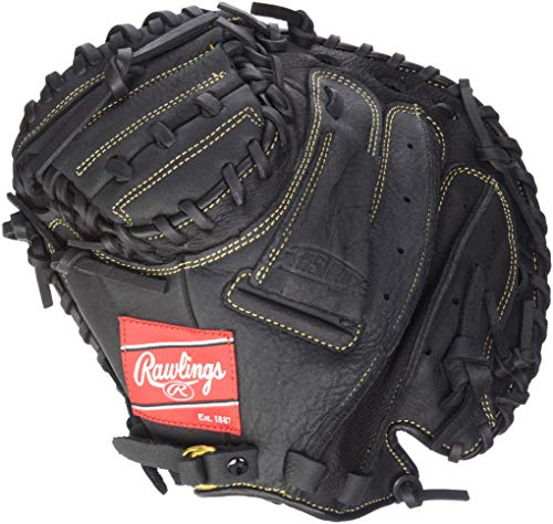 "Rawlings Renegade Series 31 1/2"" cm, FB/1PC RCM315B-0/3 Gloves, Left Hand Throw"