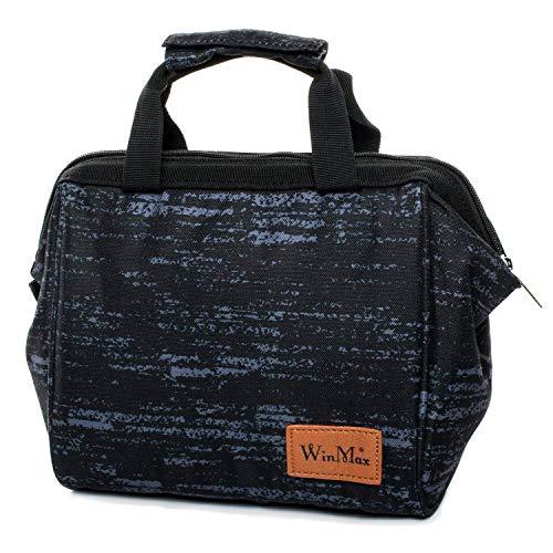 Kühltasche klein für die Schule,Lunchtasche Isoliert Kühltasche,Tasche für Lunch,Kühlbox Thermotasche für Damen Kinder Büroalltag Arbeit Picknick 7L