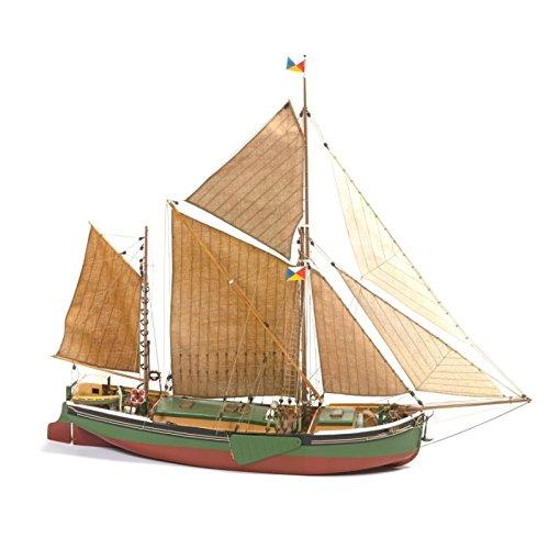 Billing Boats Facturación Barcos 1:67 Escala Kit Everard Edificio Modelo