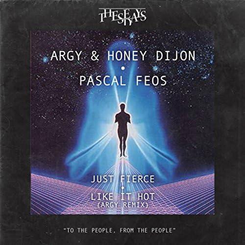 Argy, Pascal Feos & Honey Dijon