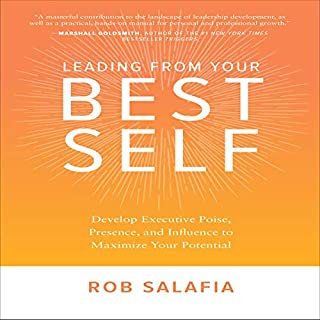 Leading from Your Best Self cover art