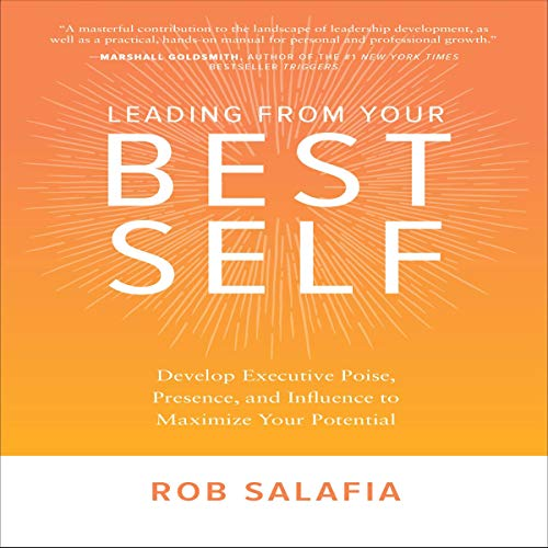 Leading from Your Best Self audiobook cover art