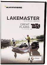 Humminbird LakeMaster Plus Great Plains Edition Digital GPS Lake and Aerial Maps, Micro SD Card, Version 1
