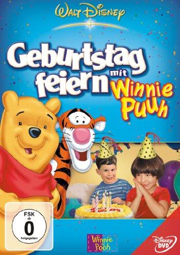 Geburtstag feiern mit Winnie Puuh (inkl. 8 Spiele)