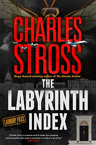 Image of The Labyrinth Index (Laundry Files, 9)