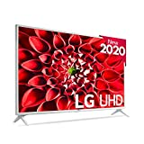 LG 49UN7390ALEXA - Smart TV 4K UHD 123 cm (49') con Inteligencia Artificial, Procesador Inteligente Quad Core, HDR 10 Pro, HLG, Sonido Ultra Surround