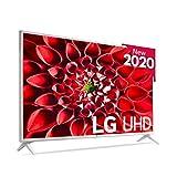 "LG 49UN7390 - Smart TV 4K UHD 123 cm (49"") con Inteligencia Artificial, Procesador Inteligente Quad Core, HDR 10 Pro, HLG, Sonido Ultra Surround, Compatible con Alexa"