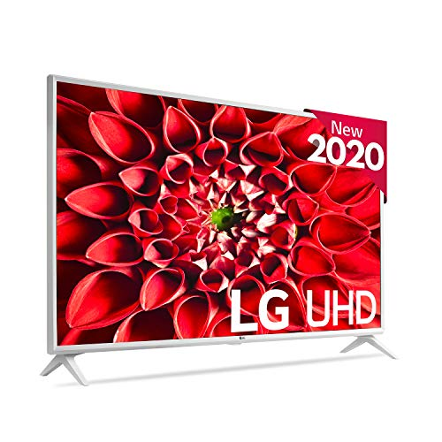 LG 49UN7390 - Smart TV 4K UHD 123 cm (49') con Inteligencia Artificial, Procesador Inteligente Quad Core, HDR 10 Pro, HLG, Sonido Ultra Surround, Compatible con Alexa