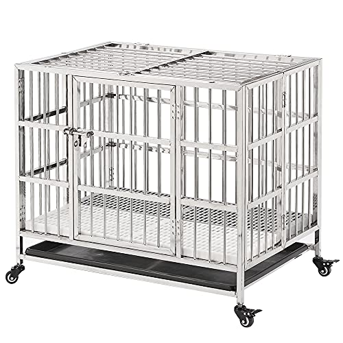 pet crate with wheels GIOPACO 37