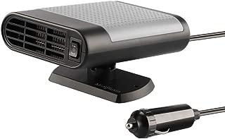 Nouvelle Version Am/élior/ée R/échauffeur De Voiture, Chauffage Portable Voiture 12 Volts 150W pour Refroidissement, Chauffage, D/égivrage Et D/ésembuage Ceepko
