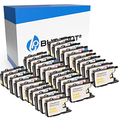 Bubprint Kompatibel Druckerpatronen als Ersatz für Brother LC-1220 LC-1240 für DCP-J525W DCP-J725DW DCP-J925DW MFC-J430W MFC-J5910DW MFC-J625DW MFC-J6510DW MFC-J6710DW MFC-J6910DW MFC-J825DW 30er-Pack
