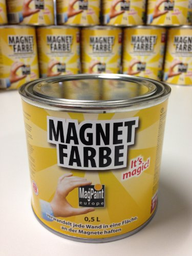 MagnetFarbe Magpaint 500 ml Dose