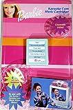 Barbie Karaoke Cam - Cartucho de música para cámara de karaoke