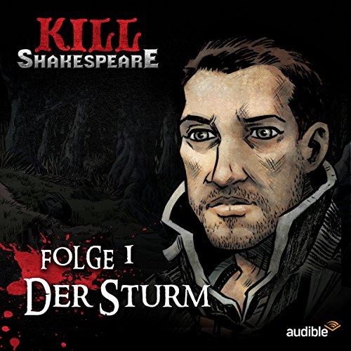 Der Sturm (Kill Shakespeare 1) Titelbild