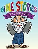 Bible Stories Coloring Book