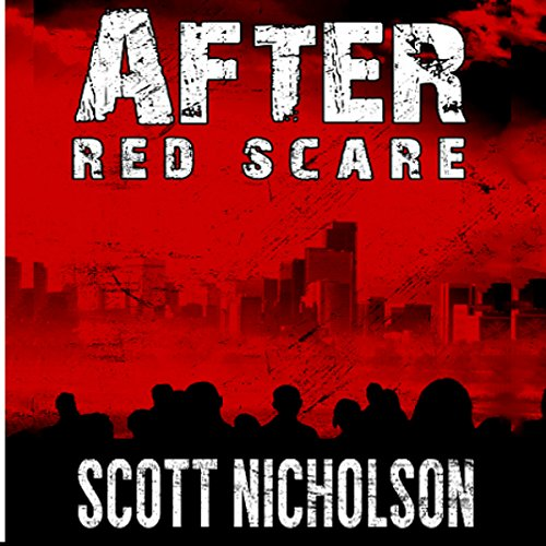 After: Red Scare audiobook cover art