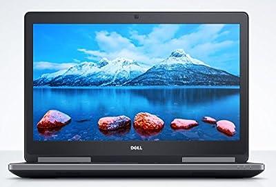 Newest Dell Precision 7520 FHD 15.6 Inch Workstation Business Laptop (Intel Quad Core i7-7820HQ, 32GB Ram, 1TB HDD + 512GB SSD, Thunderbolt 3) Nvidia Quadro M2200 4GB DDR5 (Renewed)