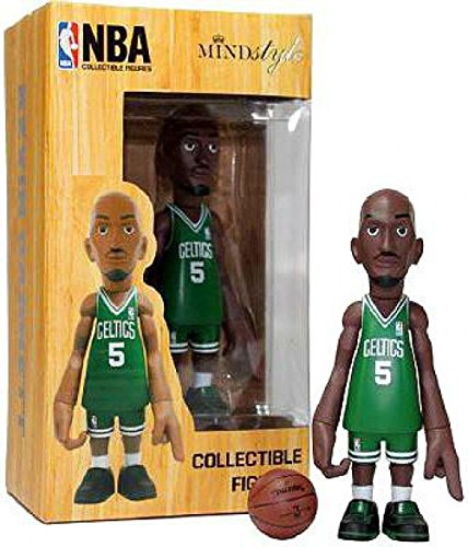 NBA Boston Celtics Kevin Garnett Vinyl Figurine Arena Pack image