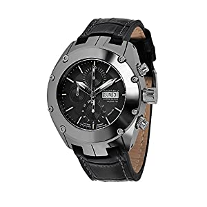 Android Men's Virtuoso Tungsten T100 Valjoux 7750 Automatic Chrono Limited Ed... Shop and Reviews and review