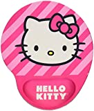 Pink Hello Kitty Mouse Pad with Wrist Rest