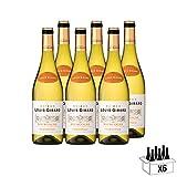 Maison Louis Girard - Chardonnay - AOP Bourgogne - Vin Blanc - Millésime 2019 - Lot de 6 bouteilles x 75 cl
