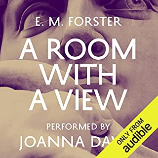 A Room with a View                   By:                                                                                                                                 E. M. Forster                               Narrated by:                                                                                                                                 Joanna David                      Length: 7 hrs and 23 mins     8 ratings     Overall 3.4
