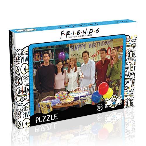 Winning Moves WM00940-ML1-6 Puzzle Multicolor
