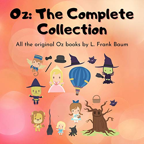 Oz: The Complete Collection cover art