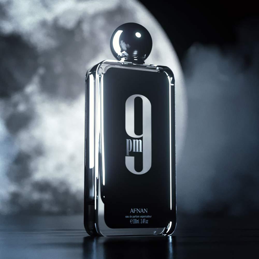 Amazon.com : AFNAN 9 PM by Afnan Perfumes, EAU DE PARFUM SPRAY 3.4 OZ :  Health & Household